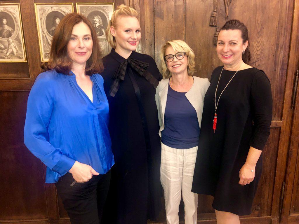 Interview mit drei klasse Schauspielerinnen
