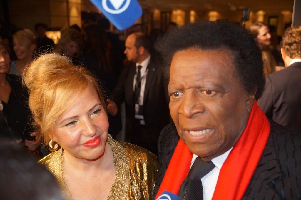Luzandra und Roberto Blanco