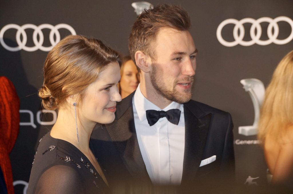 Mareike Rösing und Niklas Kaul
