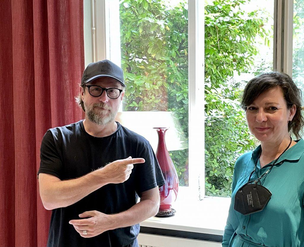 Interview mit Bjarne Mädel.